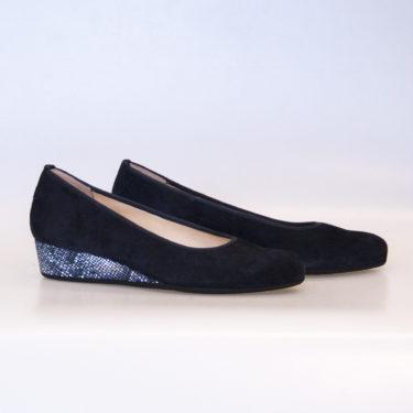 Ballerina Hassia blauw 149.95
