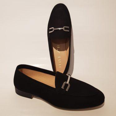 Loafer Unisa zwart 99.95
