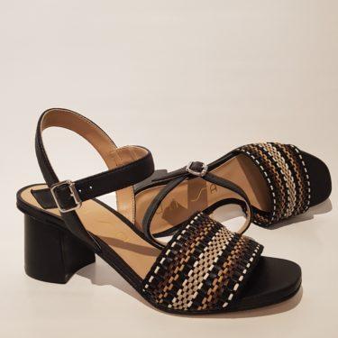 Sandalet Unisa zwart 109.95